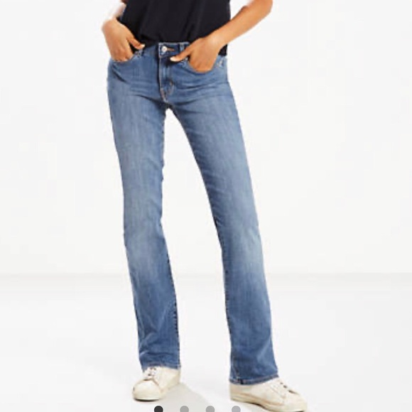Levi's Denim - Levi's 550 Relaxed Fit Bootcut 14M